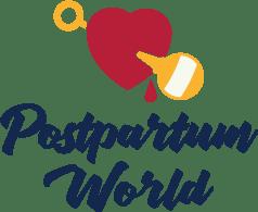 Postpartum World - 4C - Blue Type